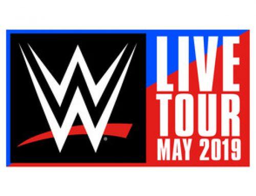 WWE LIVE TOUR 2019