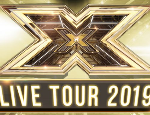 THE X FACTOR LIVE TOUR – LINE-UP ANNOUNCED…..