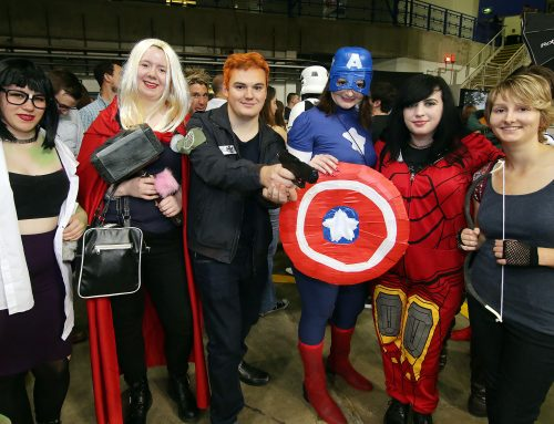 SHEFFIELD FILM & COMIC CONVENTION