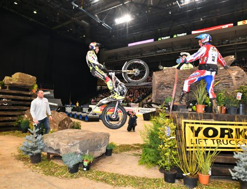 SHEFFIELD INDOOR TRIAL – 25th Anniversary Celebration