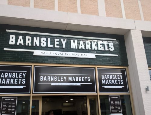 Food traders only at Barnsley Market following latest government guidance